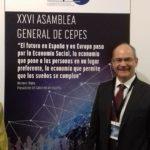 Participación en la Asamblea de CEPES