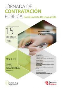 jornada-de-contratacion-publica-socialmente-responsable CEPES Aragon